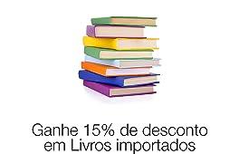 15% de Desconto em Livros em Inglês e Outras Línguas