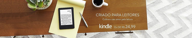 Kindle: Criado para Leitores