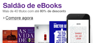 Saldão de eBooks