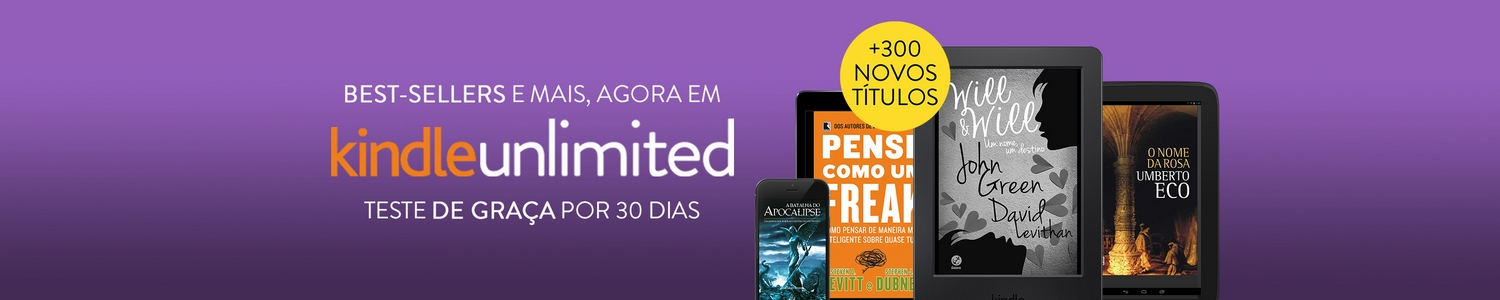 Mais vendidos da Veja e The New York Times agora no Kindle Unlimited
