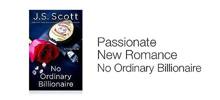 No Ordinary Billionaire by J.S. Scott