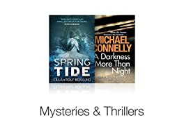 Kindle Books in Mystery, Thriller and Suspense