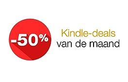 Kindle-deals van de maand: vanaf 50% korting op Nederlandse ebooks.