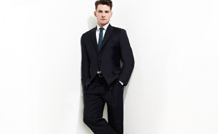 Hickey Freeman Suiting