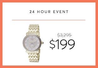 Offerta del Giorno : GV2 diamante della vigilanza a $ 199!