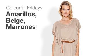 Colourful Fridays: Beige & Marrón!