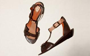 Under $75: Flat Sandals!