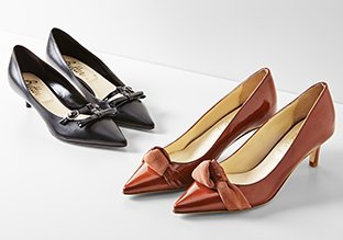 Shop by Height: Mid-to-Low Heels