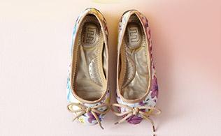 Melton Shoes for Girls