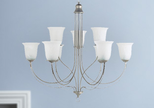 Crisp Style: Pendants, Lamps & More!