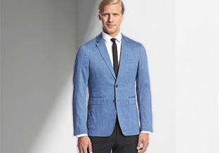 Summer Suits & Sportcoats!