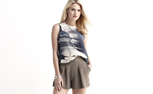 Up to 80% Off Tanks, Blouses & More