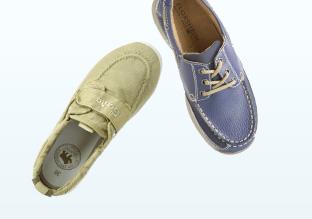 Consiga preparado: Zapatos del barco, Oxfords y Más!