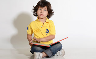 The Little Gentleman: Sher Singh Cricket Polos