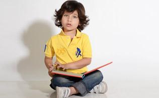 The Little Gentleman: Sher Singh Cricket Polos!