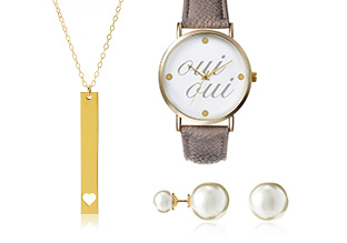 Best Sellers: Jewelry & Watches