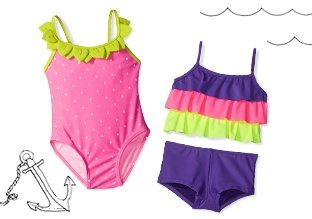 Swimwear Envya Girls