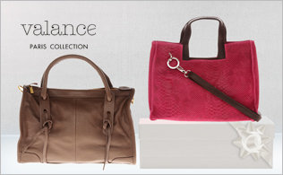 Valance: Bags!