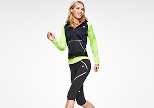 At the Gym & Beyond: Athletic & Leisure Looks