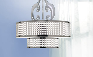 Glitz & Glamour: Sparkling Lighting
