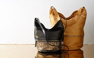 Hare + Hart Handbags!