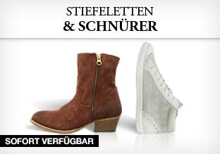 Stiefeletten & Schnürer