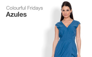 Colourful Fridays: Azules