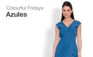 Colourful Fridays: Azules
