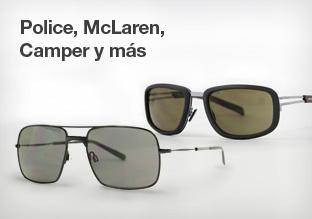 Police, McLaren, Camper y más