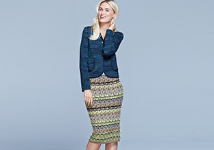 The Latest Length: Midi Skirts & Dresses
