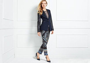 Perfect Pairing: Blazers & Pants