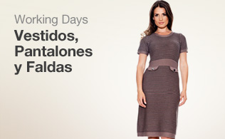 Working days: Vestidos, pantalones y faldas