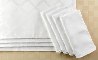 Lenox & Bardwil Table Linens!