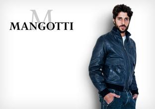 Mangotti: Chaquetas de cuero
