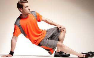 Men's Activewear Essentials!