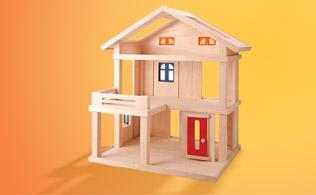 Dollhouses & Decor by Plan Toys!