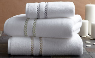 Luxury Bath Towels by Lenox!