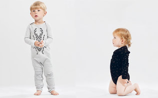 Babies Funky Fashion!