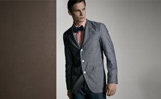 Effortless Style: Classic Shirts, Suits & More!