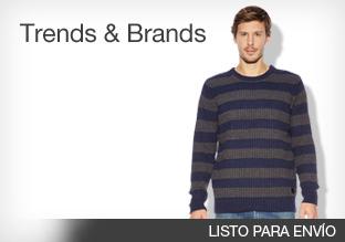 Trends & Brands: ropa y accesorios!