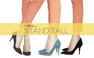 I Will... Stand Tall