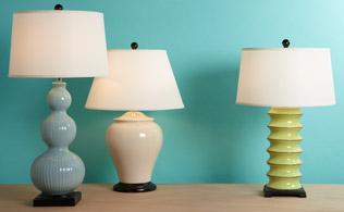 Trend: Ceramic Lighting!