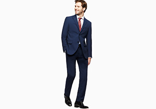 Fit for a Gentleman: Designer Suiting