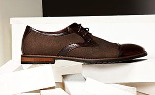 Shoe Staples: Robert Wayne, Florsheim & Hush Puppies!