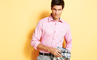 Classic Shirting: Ginghams, Plaids, Checks and Stripes!