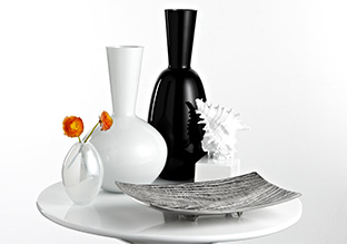 Up to 70% Off: Black & White Décor!
