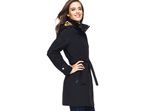 Back To Black: Outerwear