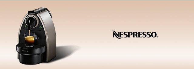 Nespresso, Moulinex, Rowenta