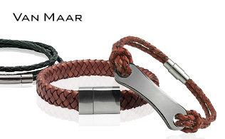 Van Maar: Leather Bracelets!