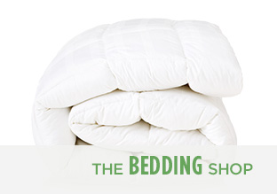 The Bedding Shop: Just the Basics!